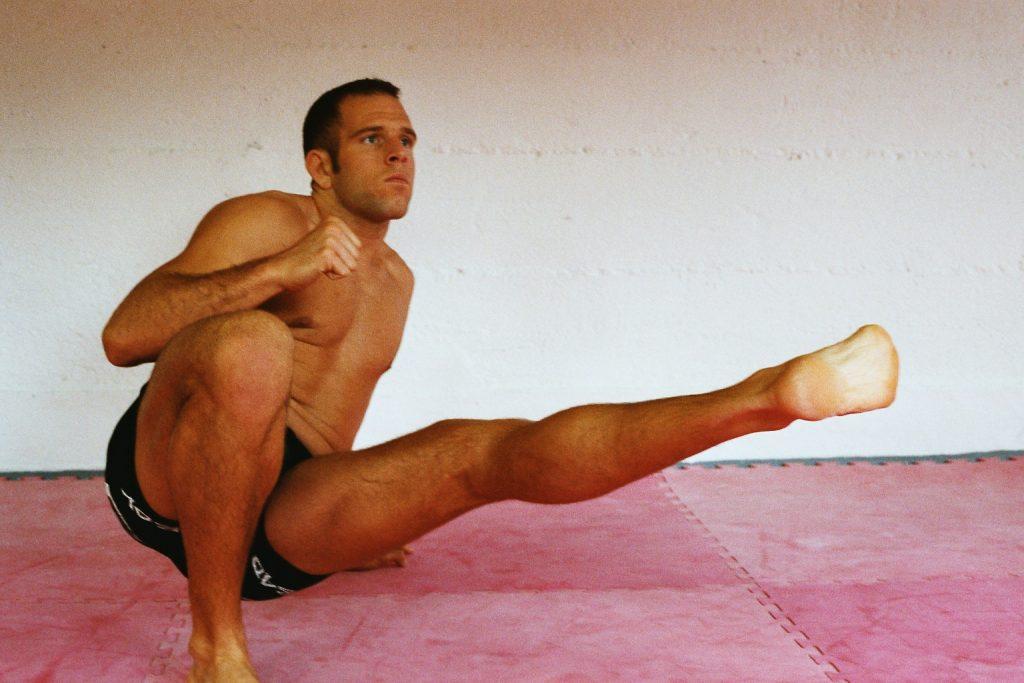 Brazilian Jiu Jitsu um 2003